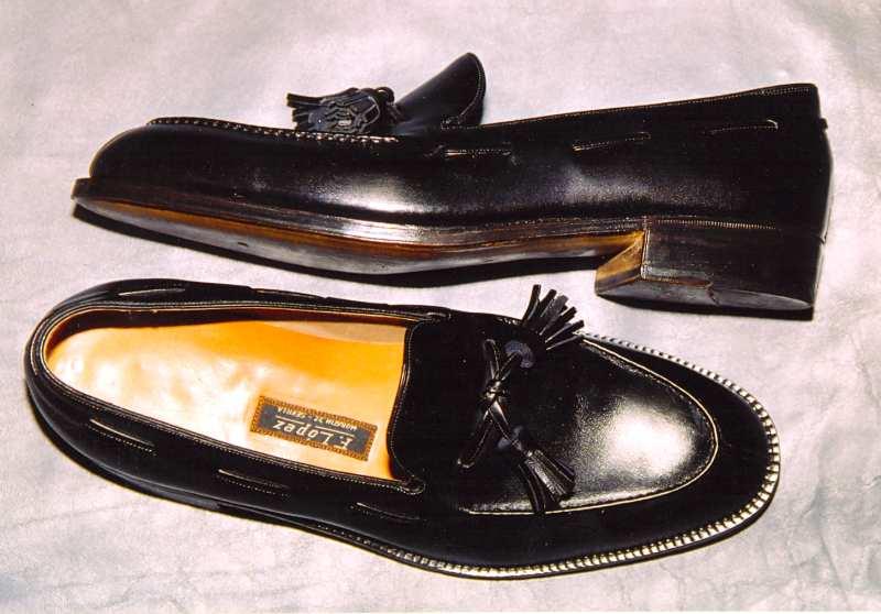 Zapato o calzado de caballero a medida con suela de cuero - Zapateros a medida ...